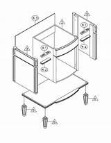Drawing Furniture Vanity Assembly Drawings Chair Traditional Autocad Google Coroflot Getdrawings Installation Hudson Robert Chairs Diagram Nz sketch template