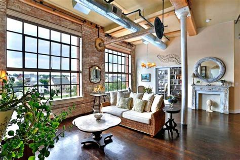 Industrial Home Style : Creative Ways To Achieve A Industrial Style Home Decor