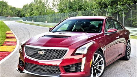 2018 Cadillac Cts V Specs