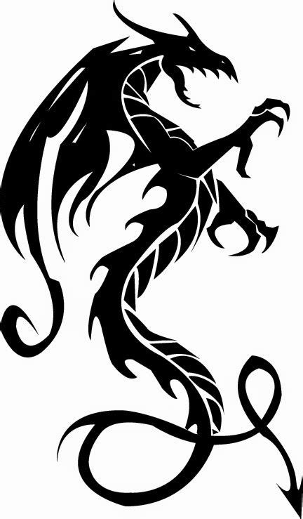 Tattoos Book: +2510 FREE Printable Tattoo Stencils: Dragon tattoo stencils | dragon dreams