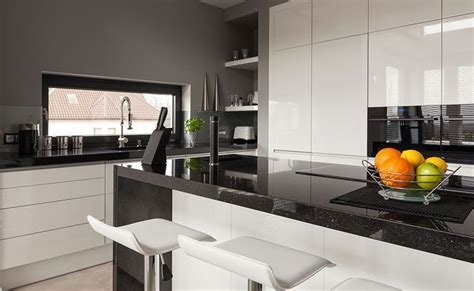 tipos de granitos  sao ideais  cozinha beleza