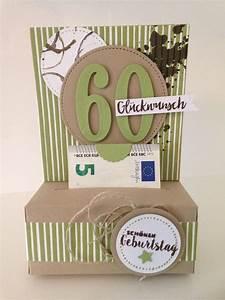 Gutschein Geschenke Verpacken : maike 39 s stempelstube stampin up geld geschenke und box ~ Watch28wear.com Haus und Dekorationen