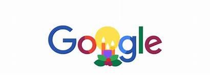 Google Doodle Happy Holidays Doodles Feliz Frohe
