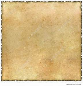 Texture: Old Yellow Burned Edges Parchment - Stock ...