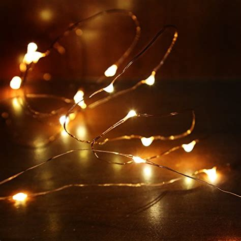 firefly string lights accmor led starry string lights firefly waterproof