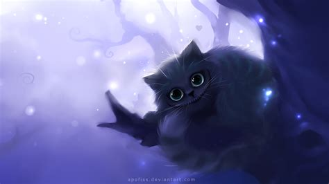 cheshire cat wallpaper zerochan anime image board