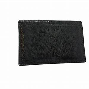 Porte Carte Saint Laurent : porte cartes yves saint laurent noir 2608747 ~ Dode.kayakingforconservation.com Idées de Décoration
