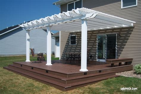 work   minneapolis pergola construction