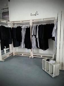 Dressing En Palette : muebles hechos con palets de madera de lo m s original ~ Melissatoandfro.com Idées de Décoration