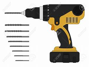 Electric drill clipart - Clipground
