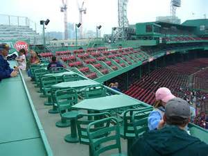 fenway park right field roof deck flickr photo sharing