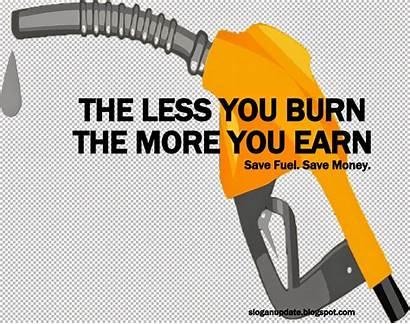 Fuel Save Slogans Slogan Environment English Saving