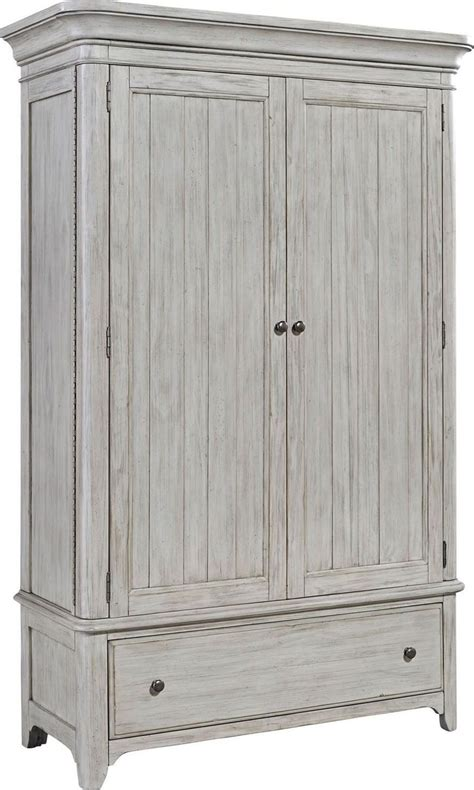 White Armoire by Farmhouse Reimagined Antique White Armoire From Liberty