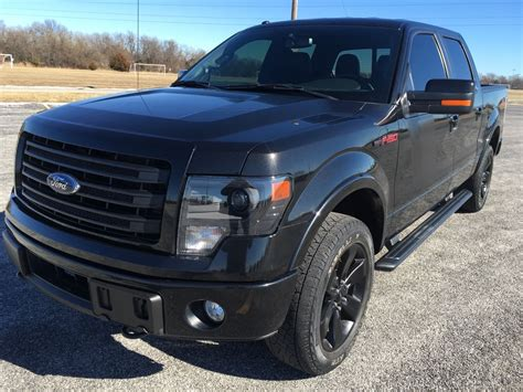 fully optioned  ford   fx pickup  sale