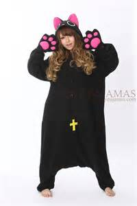 cat kigurumi animal onesies costumes kigurumi pyjamas cosy
