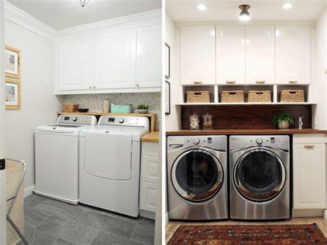 12 Ideas For Small Laundry Rooms