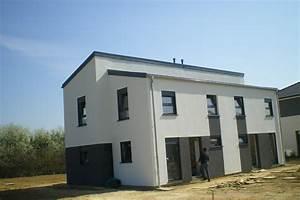 construire maison mitoyenne segu maison With modele de maison a construire gratuit