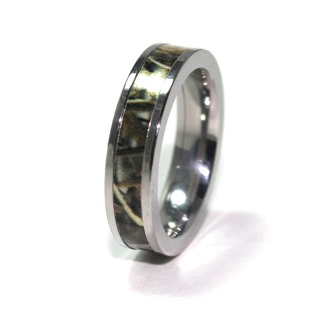 camo wedding rings for him fashion belief