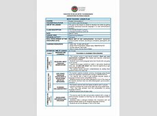 Lesson Plan Template For English Teachers Templates