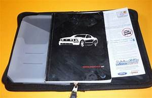 2006 Ford Mustang Owners Manual Set Guide 06 W  Case V6 V8