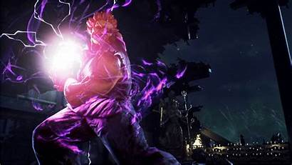 Akuma Tekken Screen Retribution Fated Captures Namco