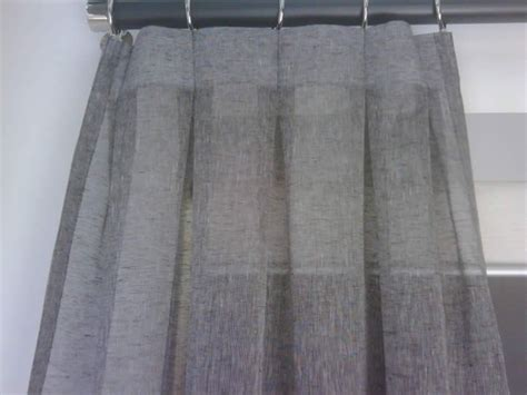 which curtain pleats for linen search curtains