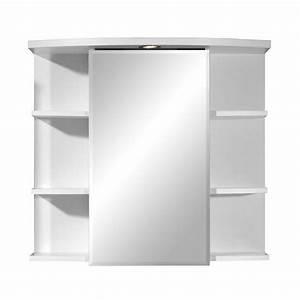 Armoire De Salle De Bain Avec Miroir : armoire de salle de bain avec miroir et claira achat ~ Dailycaller-alerts.com Idées de Décoration