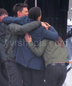 SHOOT: ALMOST HUMAN's Karl Urban, Michael Ealy & Guest ...