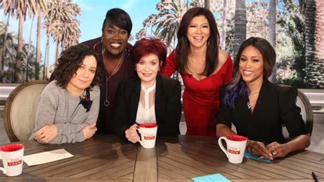 Eve Joins 'the Talk' As Permanent Cohost Following Aisha