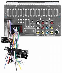 Boss Double Din Wiring Diagram