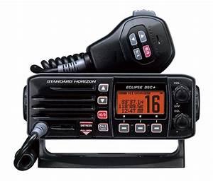 Standard Horizon Gx1600 Explorer Vhf Radio With Dsc  Scan