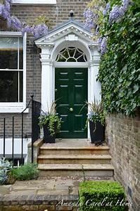 Dark Green Doors