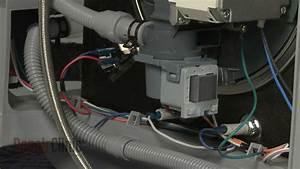 Frigidaire Dishwasher Drain Pump Replacement  5304475636