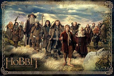 poster el hobbit tienda medieval