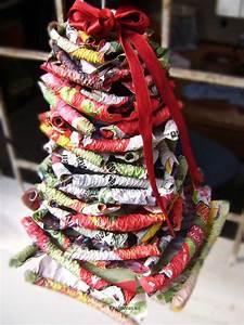 Christmas, Crafts, Paper, Christmas, Tree