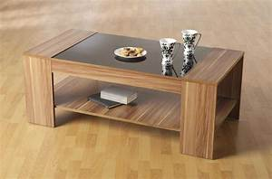 Coffee tables ideas wood coffee table with glass top uk for Glass inlay coffee table