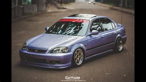 Modifikasi Honda Civic Hatchback by Koleksi 86 Honda Civic Grand Modif Terkeren