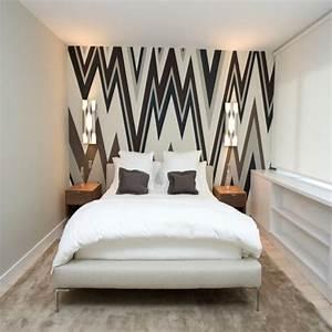 Muster Tapete Schlafzimmer. schlafzimmer tapeten ideen wie ...