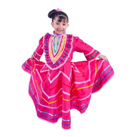 Vestido Folklorico estilo Jalisco Charro Azteca