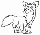 Coloring Raposa Caillou Fox Boyama Renard Colorir Soupe Kleurplaat Fuchs Colorear Imprimir Printable Tilki Comptine Maternelle Animals Sheet Desenho Infantil sketch template