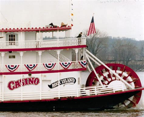 Ri Casino Boat To Be Sold To New Orleans Company Economy