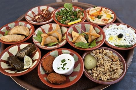 fiercely proud of its cuisine lebanon splashed with food