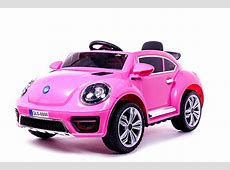 12V Beetle Rose – Voiture Electrique Pour Enfants