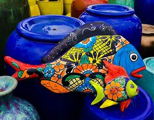 Talavera Pottery As Art