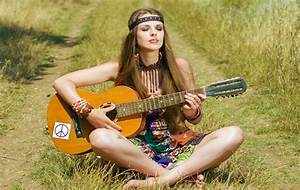 1960's Hippie Fashion