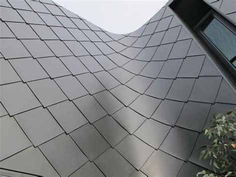 vm zinc flat lock designer panel systems roof cladding