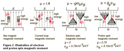 Proton Magnetic Moment by Nuclear Magnetic Resonance Physics Metropolia Confluence