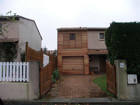 constructeur maison bois nantes les 7 meilleures images 224 propos de sur 233 l 233 vation de maison bois sur nantes design