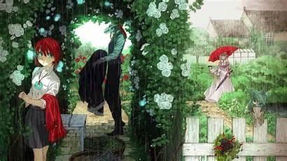 Magus Bride Ancient Yome Tsukai Mahou Anime