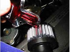 Esprit Crankcase Breather Filter